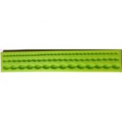 ***odlewy silikonowe 3 sznury zdobne 23*4,5 cm
