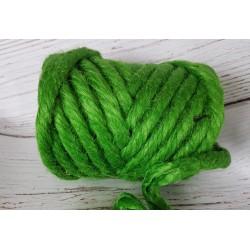 ***sznurek jutowy zielony gr.0,5 cm 22 m