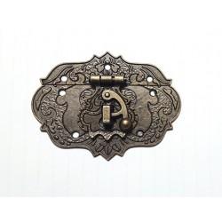 sz.metal zapięcie 7,5*5,8 cm