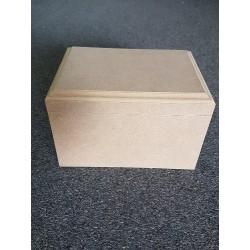 ***pudełko mdf frez.24*18*14 cm