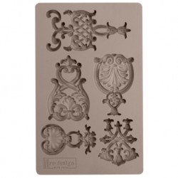 ***prima foremka silikonowa 20*13 cm -real emblems