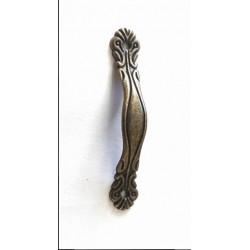 sz.metal uchwyt  prosty  8,0*1,4 cm