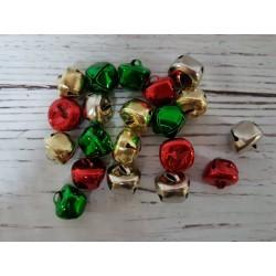 dzwoneczki mini kolor DZWA-7738