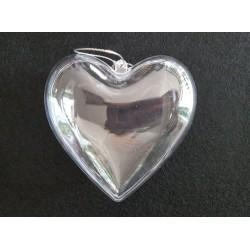 ***serce akrylowe 10 cm