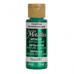 ***decoart farba metaliczna 59 ml DA076 metaliczna