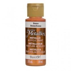***decoart farba metaliczna 59 ml DA073 metaliczny