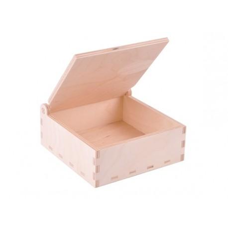 ***pudełko 22,3*16,3*9,30 cm sklejka
