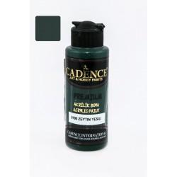 ***cadence farba premium 120 ml 5100 oliwkowy