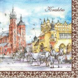 ***serwetka 33x33 I110 Kraków