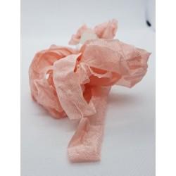 ***wstążka schabby chic blady róż cena za 1m
