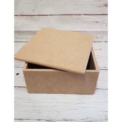 ****pudełko mdf 20*20*10 cm
