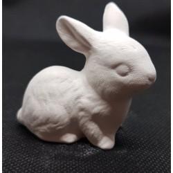 ***zajac siedzacy 6*5 cm-nr.2