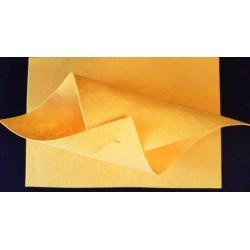filc poliester 20*30 cm 180 g kolor żółty ciepły