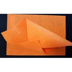 filc poliester 20*30 cm 180g kolor pomarańcz