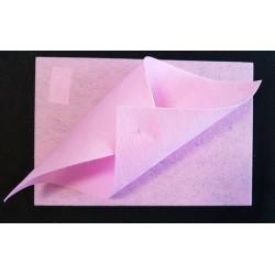 filc poliester 20*30 cm 180g kolor róż