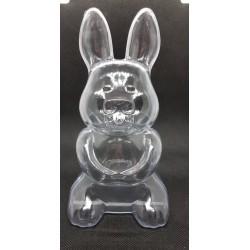 ***królik akrylowy stojący 7/6*14,5cm