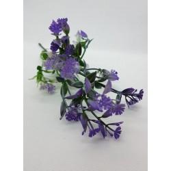 ***kwiatki mini wrzosowe -gałązka