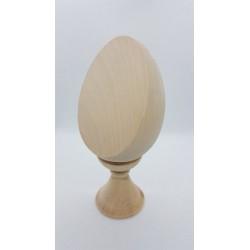 ***jajko połówka 9cm z podstawką