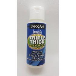 ***DecoArt triple thic lakier 59 ml