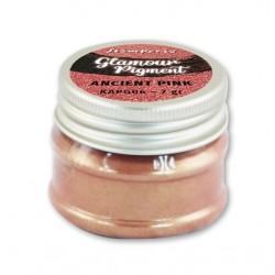 *** pigment glamour 7g róż antyczny