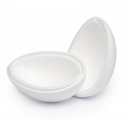 ***jajko styropian 14 cm składane