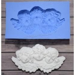 foremka 3 aniołki 7*3,5cm
